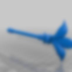 Télécharger fichier STL gratuit Bâton de symbole • Objet pour impression 3D, syzguru11