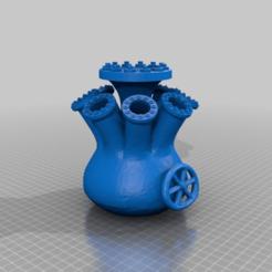 Télécharger fichier 3D gratuit VASE DE RÊVE, syzguru11