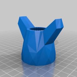 Download free 3D printing files Imagine - bottle opener helper - ez print / no supports needet, syzguru11