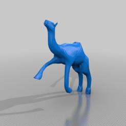 Download free 3D printing templates camel jump, syzguru11