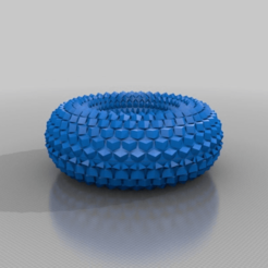 db24307242178b456a10927f26259fea.png Download free STL file hexagon herb grinder • Template to 3D print, syzguru11
