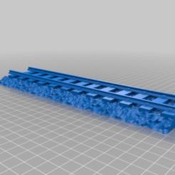 Descargar archivo 3D gratis cosa del tren / bahnstrecke, syzguru11