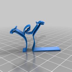Télécharger fichier STL gratuit la ligne heureuse • Modèle imprimable en 3D, syzguru11
