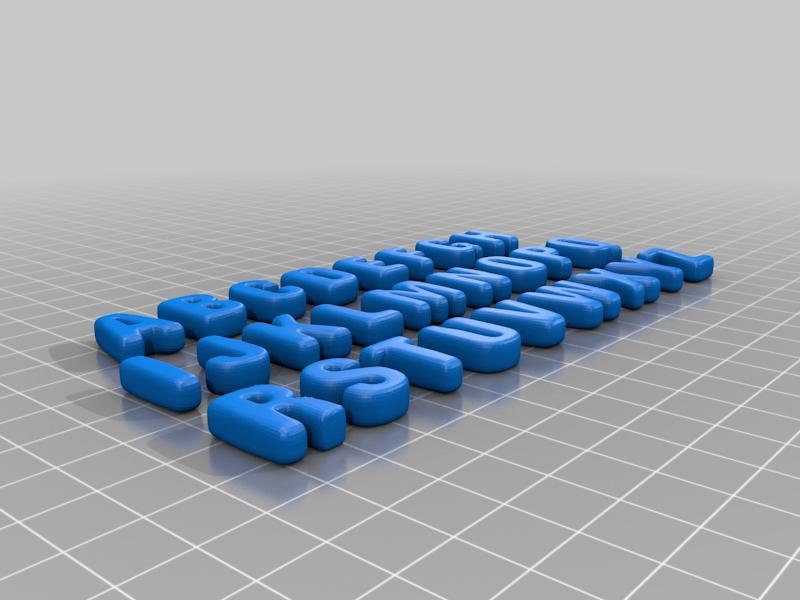 harvest-lopoly.png Télécharger fichier STL gratuit triage des lettres bien rondes • Design pour impression 3D, syzguru11