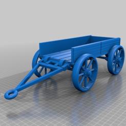 Télécharger plan imprimante 3D gatuit museumsdorf wagen - roues de filature, syzguru11