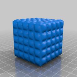 Descargar modelos 3D gratis bubble-cube, syzguru11