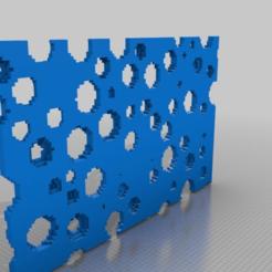 f84e583f71ece0ae5a9f907fc7e6b6a6.png Télécharger fichier STL gratuit fromage simulé numérique (pour les souris numériques:-) • Design pour imprimante 3D, syzguru11