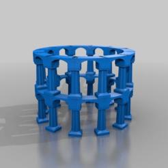 Imprimir en 3D gratis ronda, syzguru11