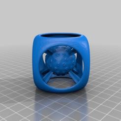 e0219e70bc5ef8106b12755c45a96598.png Download free STL file ball in cube • 3D print design, syzguru11