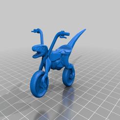Télécharger fichier impression 3D gratuit Raptor bike ez print, syzguru11