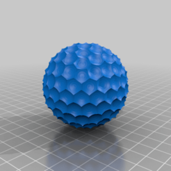 Download free STL file negative sphere, sphere bitten from spheres • 3D printable template, syzguru11