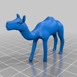 Télécharger fichier 3D gratuit Chameau - ...Bahreïn gagne toujours, syzguru11
