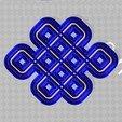 infiniteknot.jpg Télécharger fichier 3MF symbole du nœud infini • Modèle pour impression 3D, syzguru11