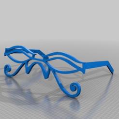 Download free 3D printer templates horus eye S glasses, syzguru11