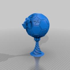 Télécharger plan imprimante 3D gatuit championnat d'europe pokal, syzguru11