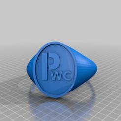 Descargar modelo 3D gratis P WC Ring, syzguru11