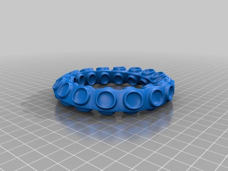 9ced09dd3bfb338821b3d27d3f1bb15d.png Télécharger fichier STL gratuit anneau octopus_moebuis • Plan pour impression 3D, syzguru11