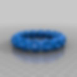Télécharger fichier STL gratuit anneau octopus_moebuis, syzguru11