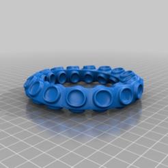 Download free STL file octopus_moebuis ring • 3D printer object, syzguru11