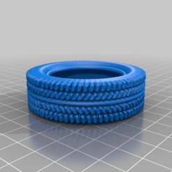 reifen11.png Télécharger fichier STL gratuit rc car winter-tire • Design pour imprimante 3D, syzguru11