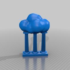 Télécharger fichier STL gratuit les trois piliers du nuage • Design imprimable en 3D, syzguru11