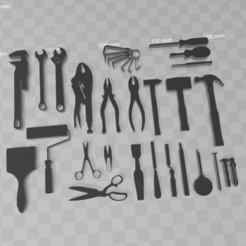 Télécharger STL gratuit ensemble d'outils, syzguru11