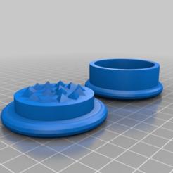 Descargar modelo 3D gratis molino de hierba / cáñamo / especias V3, syzguru11