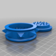 Télécharger fichier STL gratuit herbe / chanvre / épices / broyeur • Modèle imprimable en 3D, syzguru11
