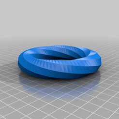 Descargar modelos 3D gratis anillos de moebius - quad hexa octa, syzguru11