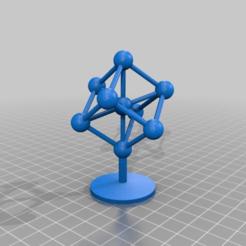 Descargar archivo 3D gratis atomio, syzguru11