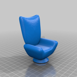 3d37c80f443fce8b88f08914f4a8d45c.png Download free STL file chair • Object to 3D print, syzguru11