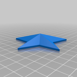 star4pfixm5x5magnet.png Télécharger fichier STL gratuit star, wunder-bar • Objet pour imprimante 3D, syzguru11