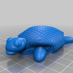 Télécharger fichier STL gratuit schildkroete / turtle wechselt von hat es nie gegeben zu 3d printable • Design à imprimer en 3D, syzguru11