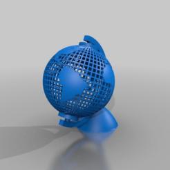 9b7cded85c7d4dfff5834ae378afaf5e.png Download free STL file globe earth globus • Design to 3D print, syzguru11