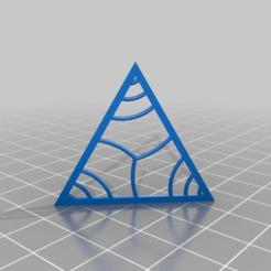 Descargar modelos 3D gratis triángulo, syzguru11