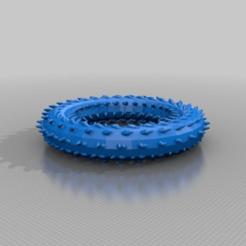 Descargar modelo 3D gratis anillo de bigote, syzguru11