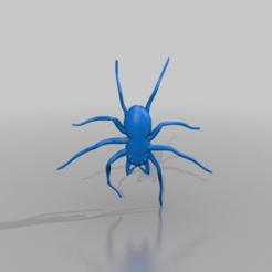 Download free STL files spider, syzguru11