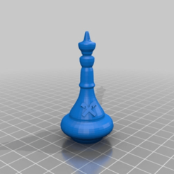 aefd61c6b0d879335a6c6f0da20d3a03.png Download free STL file jeanny wonder lamp • 3D print template, syzguru11