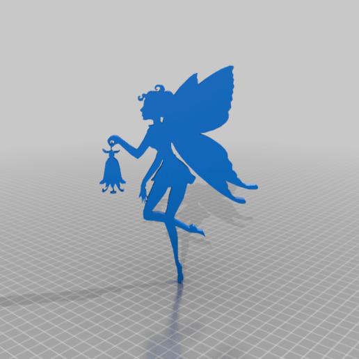 vector-illustrations-fairy-girl-silhouette-fairy-girl-silhouette-v.png Télécharger fichier STL gratuit 14 autocollants anti-collision pour prévenir les impacts d'oiseaux sur les vitres des fenêtres - autocollants pour fenêtres pour impression 3d • Plan imprimable en 3D, syzguru11