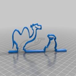Télécharger fichier STL gratuit la Linea Camel • Plan pour impression 3D, syzguru11