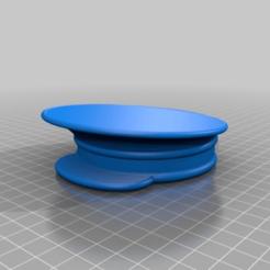 Download free 3D printer designs capitan hat, syzguru11