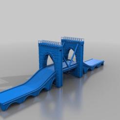 Download free 3D printer templates Bridge II, syzguru11