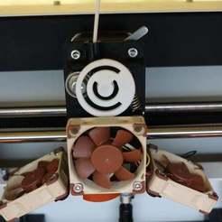 Download free 3D printer designs CraftUnique Extruder Rotation Vizualizer, Sponge