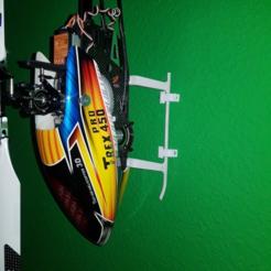 image.png Download free STL file Heli Skid Clamp Mount • 3D printer model, Sponge