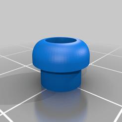 Fatashark_button_cap.png Download free STL file Fatshark Joystick cap • 3D print model, Sponge