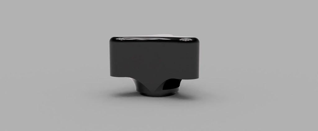 Craftbot_Plus_bed_level_knob.png Télécharger fichier STL gratuit Bouton de lit chauffant • Plan pour imprimante 3D, Sponge