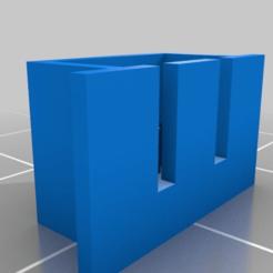 d0cf0ac0c691c5f745abd765f09f059f.png Télécharger fichier STL gratuit JST XH Support de connecteur d'équilibreur pour batterie Lipo 2S, 3S, 4S, 5S et 6S • Modèle imprimable en 3D, Sponge