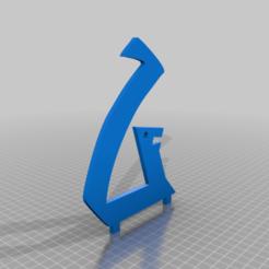 logo.png Download free STL file Deutsche Werke Tischaufsteller • 3D printer model, Sponge