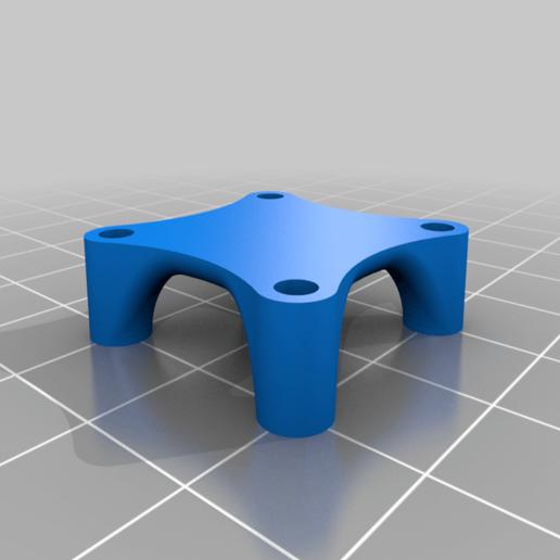 20x20_Bas.png Télécharger fichier STL gratuit Base 20x20 • Design à imprimer en 3D, Sponge