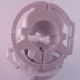 Télécharger fichier STL gratuit Protecteur de cardan Futaba 14SG / T8FG Super RotorRiot • Objet pour impression 3D, Sponge